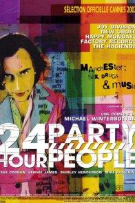 Affiche du film : 24 hour party people