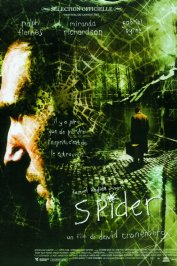 background picture for movie Spider