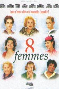 Affiche du film : 8 femmes