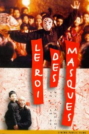 background picture for movie Le roi des masques