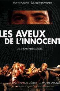 Affiche du film : Les aveux de l'innocent