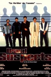 background picture for movie Usual suspects