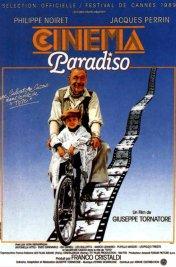 Affiche du film : Cinéma paradiso