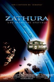 background picture for movie Zathura (une aventure spatiale)