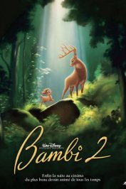 background picture for movie Bambi 2