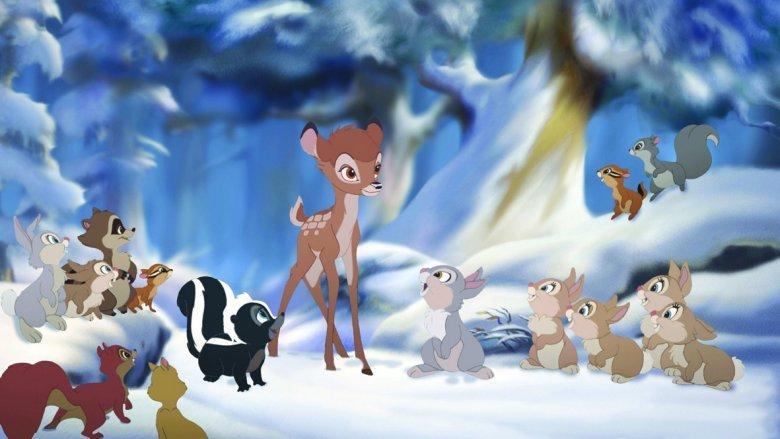 Photo du film : Bambi 2