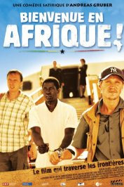 background picture for movie Bienvenue en Afrique