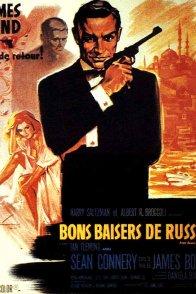 Affiche du film : Bons baisers de russie