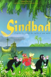 background picture for movie Sindbad