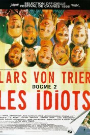 background picture for movie Les idiots