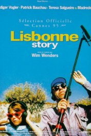 background picture for movie Lisbonne story