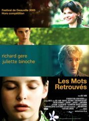 background picture for movie Les mots retrouves