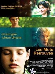 Affiche du film : Les mots retrouves