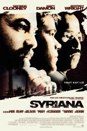 background picture for movie Syriana