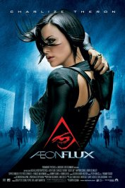 background picture for movie Aeon flux