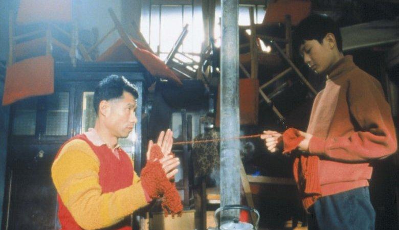 Photo du film : L'enfant au violon