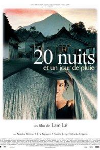 Affiche du film : 20 nuits et un jour de pluie