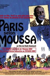 background picture for movie Paris Selon Moussa