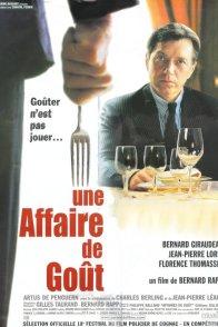 Affiche du film : Une affaire de goût