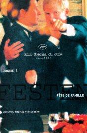 Affiche du film : Festen (fête de famille)