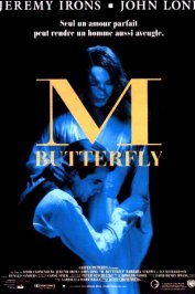 background picture for movie M. butterfly