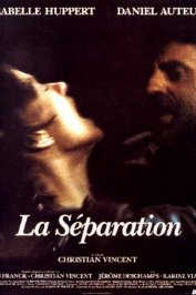 background picture for movie La séparation