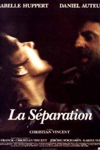 Affiche du film : La séparation