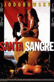 background picture for movie Santa sangre