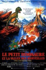 Affiche du film : Le petit dinosaure et la vallée des merveilles