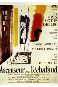 Affiche du film : Ascenseur pour l'echafaud
