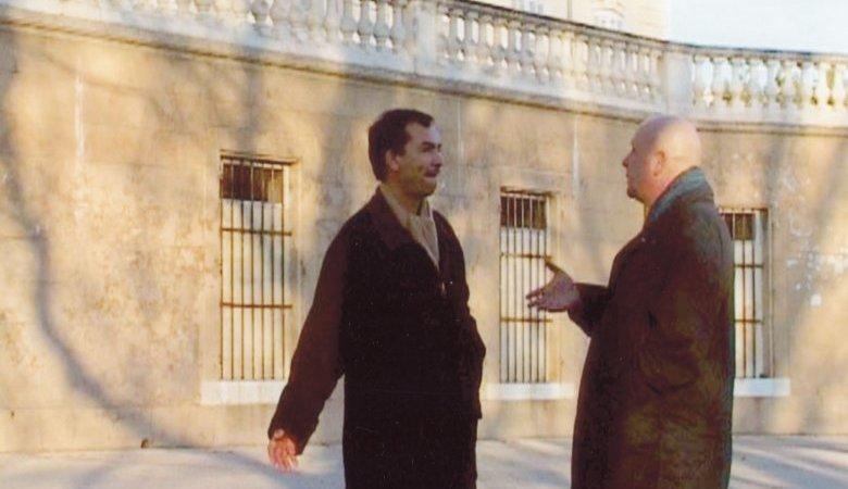 Photo dernier film Jean-Louis Comolli