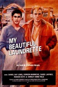 Affiche du film : My beautiful laundrette