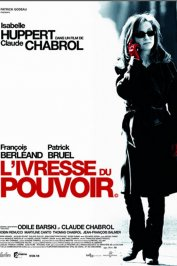 background picture for movie L'ivresse du pouvoir