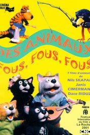 background picture for movie Des animaux fous, fous, fous