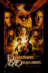 Affiche du film : Donjons et dragons