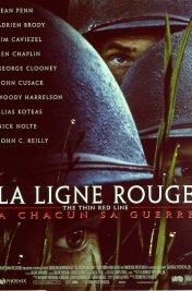 Affiche du film : La ligne rouge