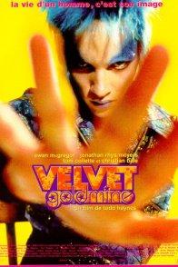 Affiche du film : Velvet goldmine