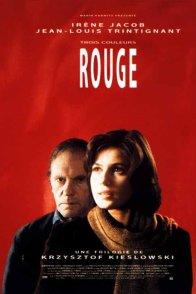 Affiche du film : Trois couleurs : rouge