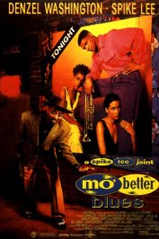background picture for movie Mo'better blues
