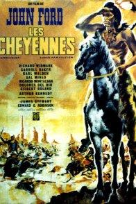 Affiche du film : Les cheyennes