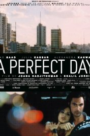 background picture for movie A perfect day