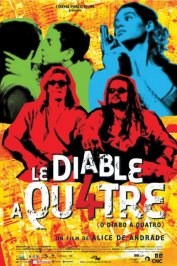 background picture for movie Le diable a quatre