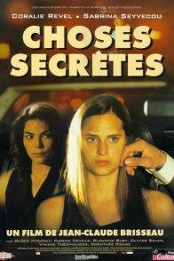 Affiche du film : Choses secretes
