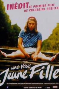 Affiche du film : Une vraie jeune fille