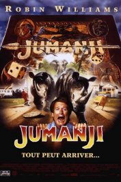 background picture for movie Jumanji