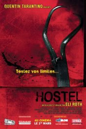 background picture for movie Hostel