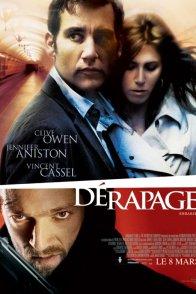 Affiche du film : Derapage