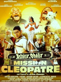 Affiche du film : Astérix et Obélix : mission Cléopâtre