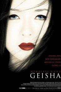 Affiche du film : Mémoires d'une Geisha