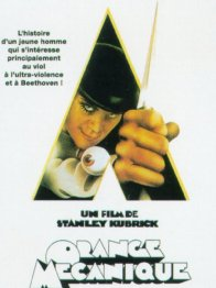Affiche du film : Orange mécanique